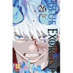 BLUE EXORCIST - TOME 26