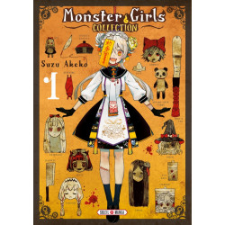 MONSTER GIRLS COLLECTION T01