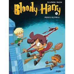 BLOODY HARRY - TOME 4...