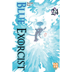 BLUE EXORCIST - TOME 24